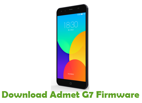 Download Admet G7 Firmware