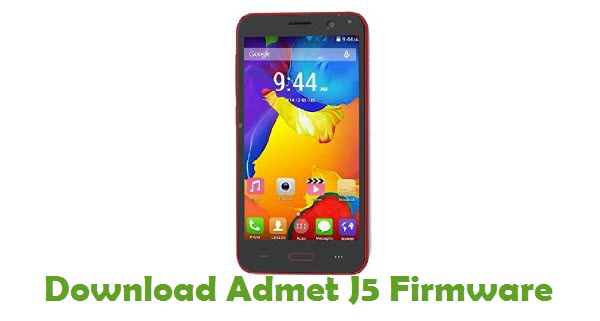 Download Admet J5 Firmware