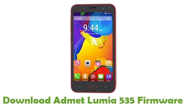 Admet Lumia 535 Stock ROM