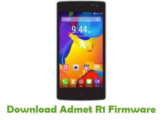 Download Admet R1 Firmware