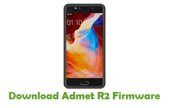 Download Admet R2 Firmware