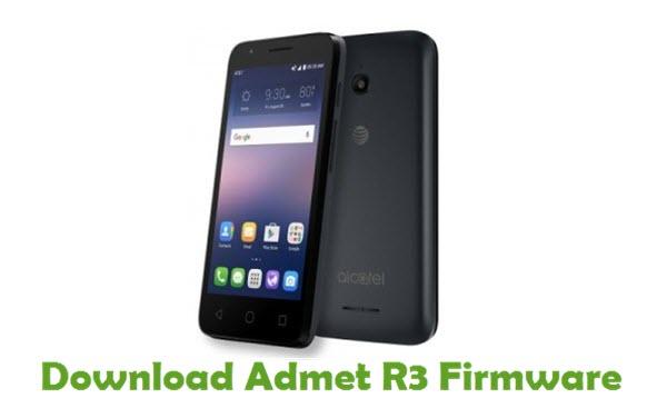 Download Admet R3 Firmware