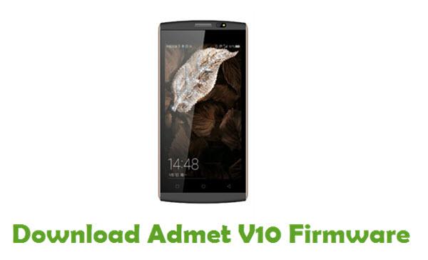 Download Admet V10 Firmware