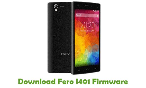 Fero I401 Stock ROM