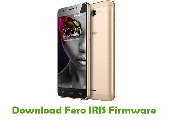 Fero IRIS Stock ROM