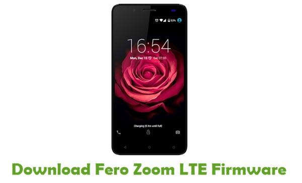 Fero Zoom LTE Stock ROM