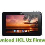 HCL U2 Firmware