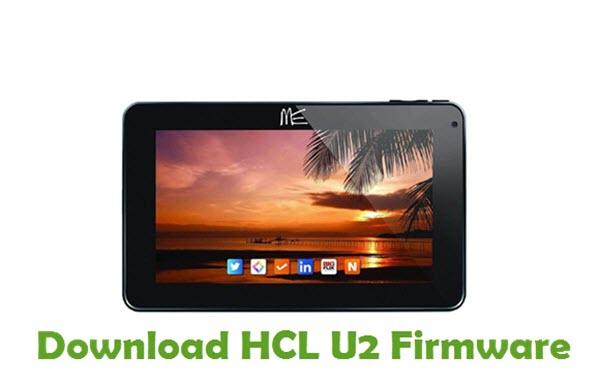 HCL U2 Stock ROM