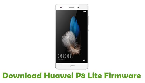 Download Huawei P8 Lite Stock ROM