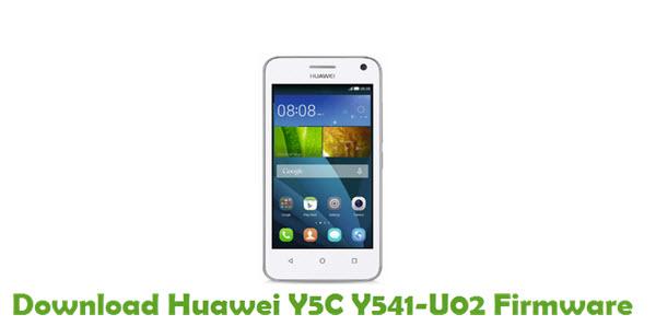 Huawei Y5C Y541-U02 Stock ROM