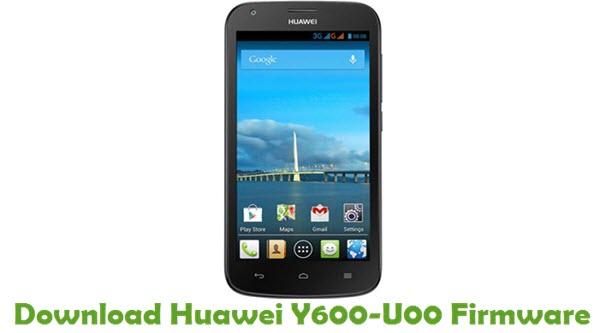 Download Huawei Y600-U00 Stock ROM