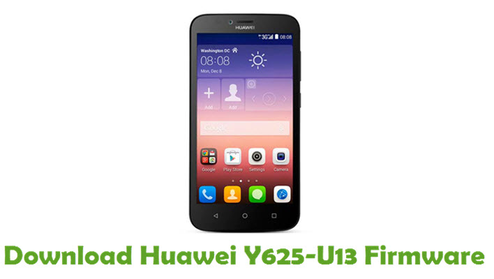 Download Huawei Y625-U13 Stock ROM