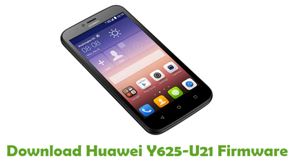Download Huawei Y625-U21 Stock ROM