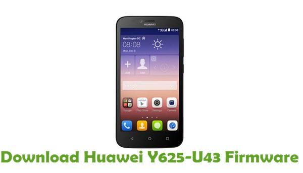 Download Huawei Y625-U43 Stock ROM