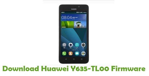 Download Huawei Y635-TL00 Stock ROM
