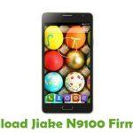 Jiake N9100 Firmware