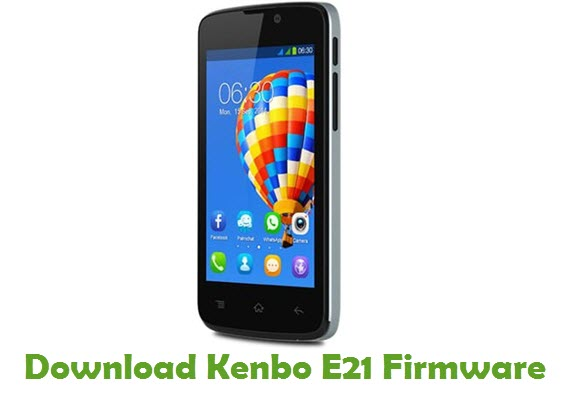 Download Kenbo E21 Firmware