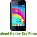 Kenbo E36 Firmware