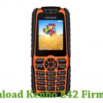 Kenbo E42 Firmware