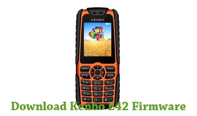 Download Kenbo E42 Firmware