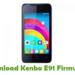 Kenbo E91 Firmware