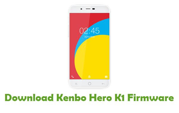 Download Kenbo Hero K1 Firmware