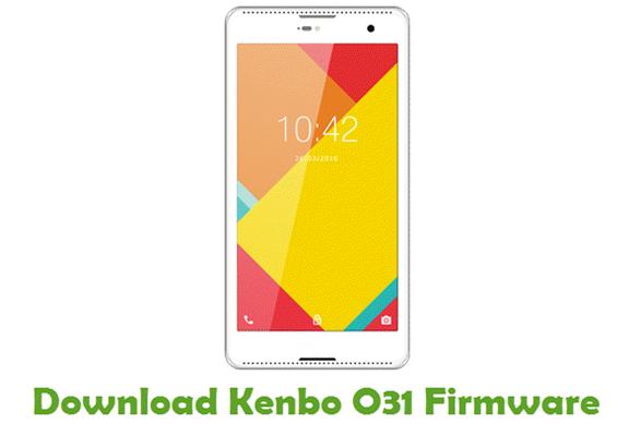 Kenbo O31 Firmware