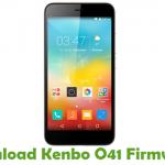 Kenbo O41 Firmware
