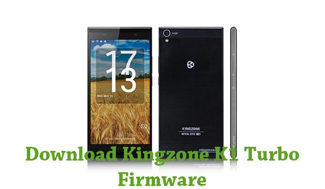 Kingzone K1 Turbo Stock ROM