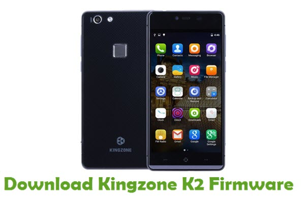 Kingzone K2 Firmware