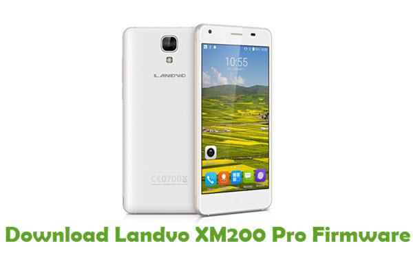 Landvo XM200 Pro Stock ROM
