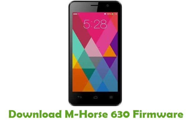 Download M-Horse 630 Firmware