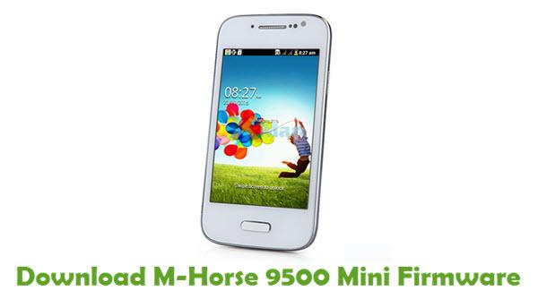 Download M-Horse 9500 Mini Firmware