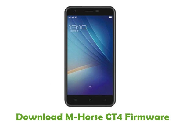 Download M-Horse CT4 Firmware