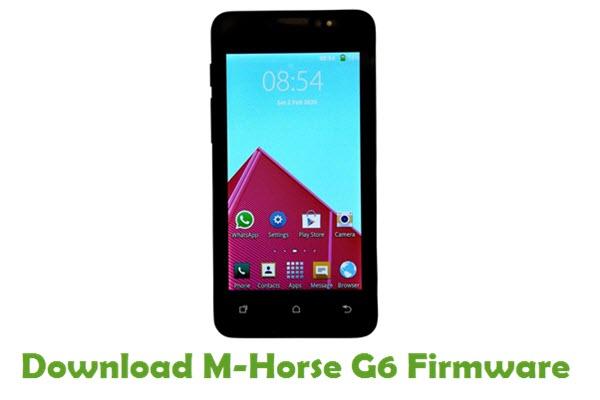 M-Horse G6 Stock ROM