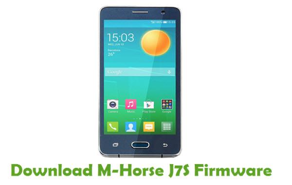 M-Horse J7S Stock ROM