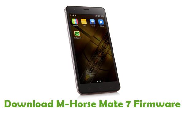 M-Horse Mate 7 Stock ROM