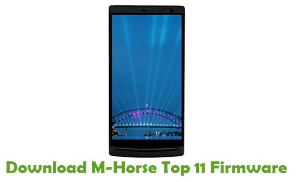Download M-Horse Top 11 Firmware