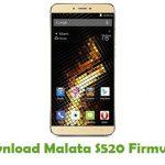 Malata S520 Firmware