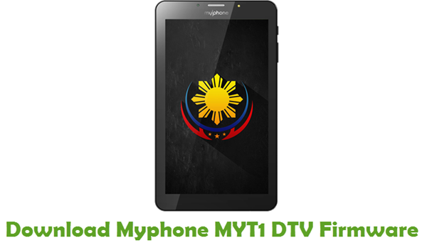 Download Myphone MYT1 DTV Stock ROM