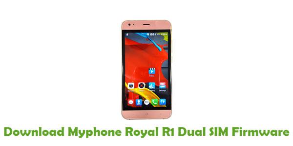 Download Myphone Royal R1 Dual SIM Stock ROM