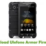 Ulefone Armor Firmware
