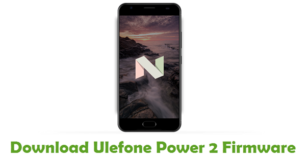 Download Ulefone Power 2 Firmware