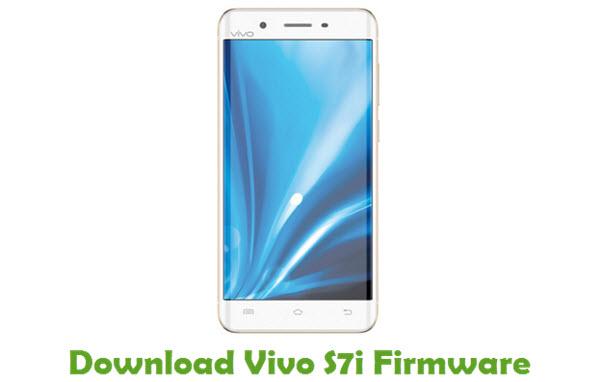 Download Vivo S7i Firmware