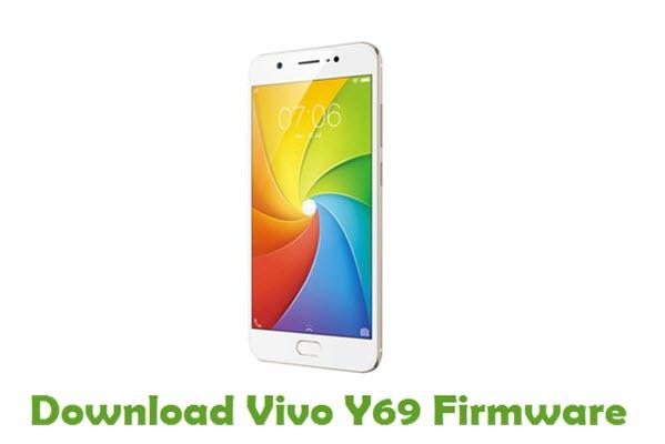 Download Vivo Y69 Firmware