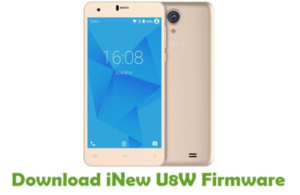 Download iNew U8W Firmware