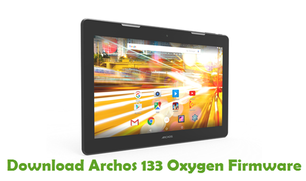 Download Archos 133 Oxygen Stock ROM