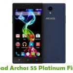 Archos 55 Platinum Firmware