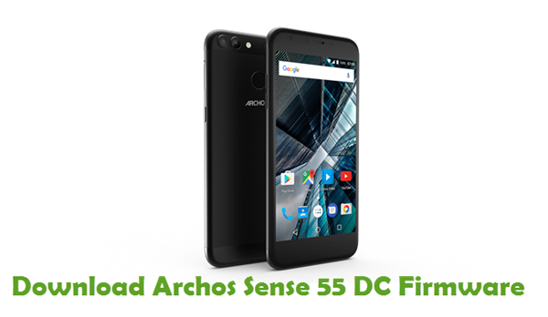 Download Archos Sense 55 DC Firmware