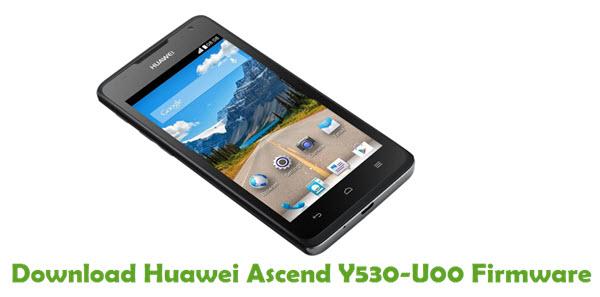 Huawei Ascend Y530-U00 Stock ROM
